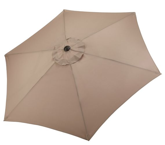 CANVAS Market Umbrella, Beige, 8-ft Product image