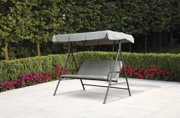 For Living Parsons Collection 3-Seat Swing Product image