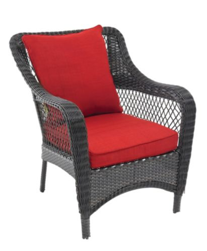 Newport Collection Wicker Patio Arm Chair Product image