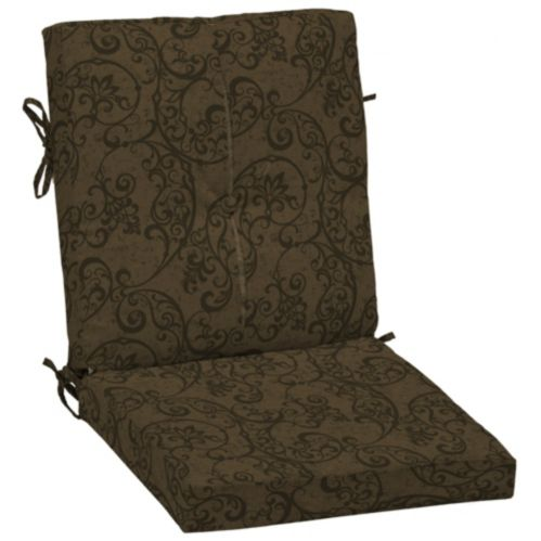 Classic Collection Peekaboo Patio Chair Cushion Product image