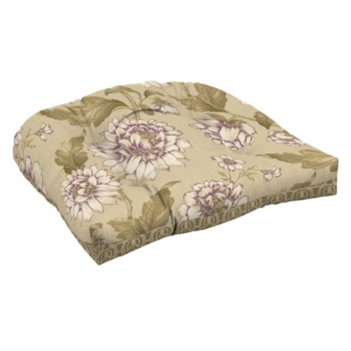 Summerset Collection Wicker Chair Patio Cushion Product image