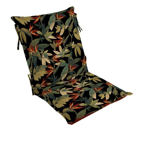 Tropical Flange Chair Cushion Product image