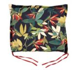 Tropical Flange Seat Pad | FOR LIVINGnull