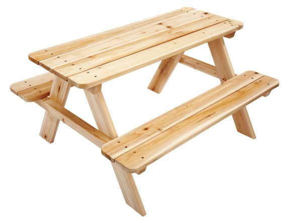 Kids Picnic Table Kit Product image