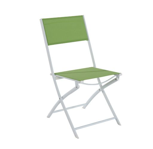 Green Sling Bistro Folding Chair Product image