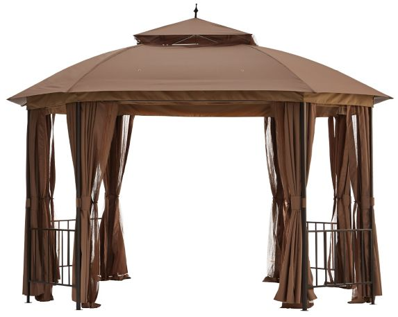 For Living Octagon Gazebo with Netting Product image