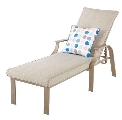 Chaise longue, collection Lakeside Image de l'article