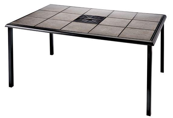 Table de jardin rectangulaire For Living Bluebay, 41 x 64 po Image de l'article