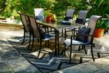 For Living Bluebay Rectangular Tile Patio Dining Table, 41 x 64-in | FOR LIVING | Canadian Tire