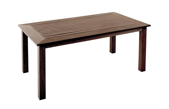 CANVAS Brooke Endurowood Slat Dining Table Product image