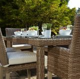 Cebu Patio Dining Chair | Leisure Design Sunbrellanull