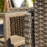 Cebu Patio Lounge Chair | Leisure Design Sunbrellanull