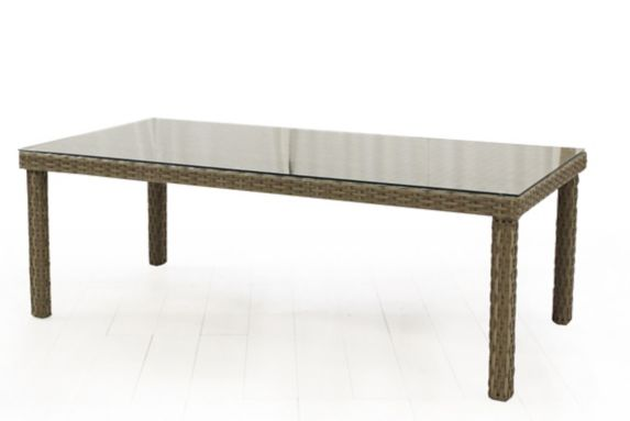 Cebu Patio Dining Table, 84 x 40-in Product image