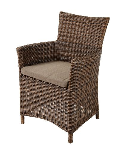 CANVAS Harvest Wicker Patio Chair Product image