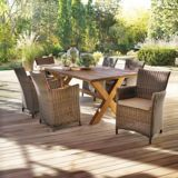CANVAS Harvest Wicker Patio Chair | CANVASnull