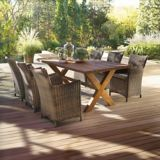 CANVAS Lakeside Collection Teak Table | CANVASnull