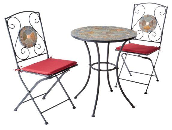 Mosaic Bistro Set, 3-pc Product image