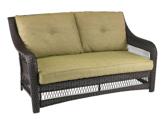 CANVAS Emerson Collection Patio Loveseat Product image