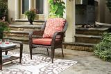 CANVAS Catalina Collection Wicker Patio Armchair | CANVASnull