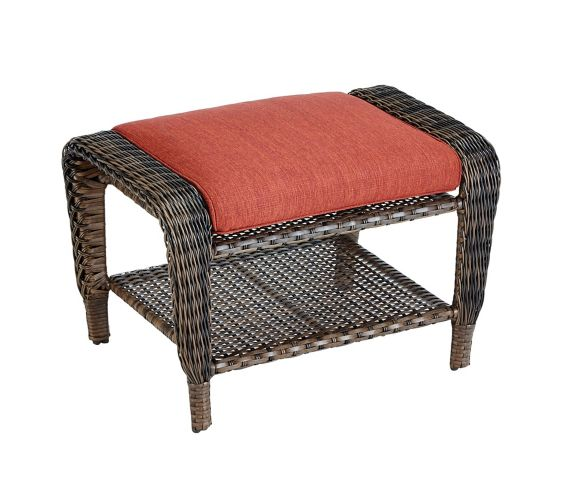 CANVAS Catalina Collection Wicker Patio Coffee Table Product image