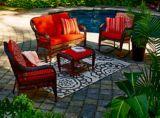 CANVAS Catalina Collection Wicker Patio Coffee Table | CANVASnull