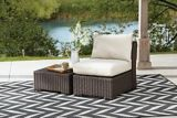 CANVAS Salina Collection Sectional Armless Patio Chair | CANVAS | Canadian Tire