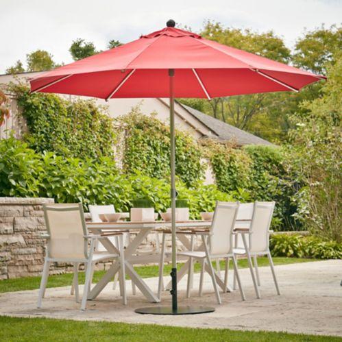 Leisure Design Milano Market Umbrella, 9-ft Product image