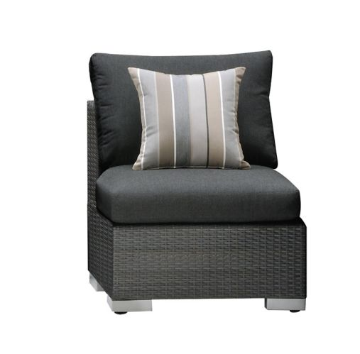 La-Z-Boy Outdoor Sterling Heights Armless Patio Chair Product image