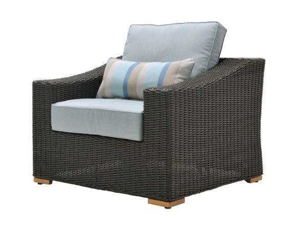 La-Z-Boy Outdoor Blair Woven Patio Lounge Chairs, 2-pk Product image
