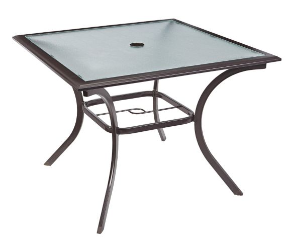 For Living Bluebay Square Patio Table Product image