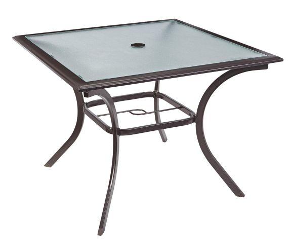 Table carrée de jardin For Living Bluebay Image de l'article