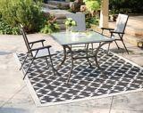 Table carrée de jardin For Living Bluebay | FOR LIVINGnull