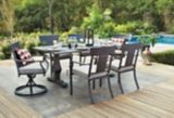 CANVAS Dashley Patio Dining Table | CANVASnull