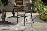Fauteuil de jardin CANVAS Dashley, fonte d'aluminium | CANVASnull