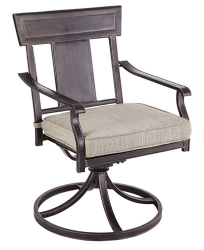Fauteuil de jardin pivotant CANVAS Dashley Image de l'article