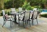 CANVAS Dashley Sling Patio Chair | CANVASnull