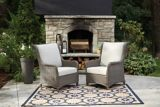 CANVAS Beaumont Patio Armchair Set, 2-pc | CANVASnull