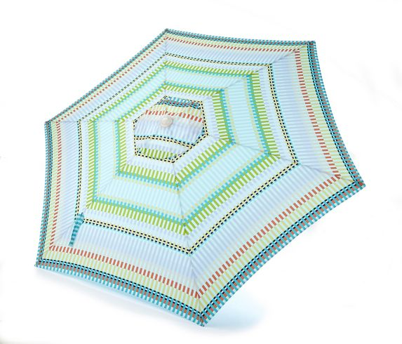CANVAS Market Umbrella by Avril Loreti, 9-ft Product image