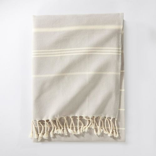 CANVAS Striped Outdoor Throw Product image