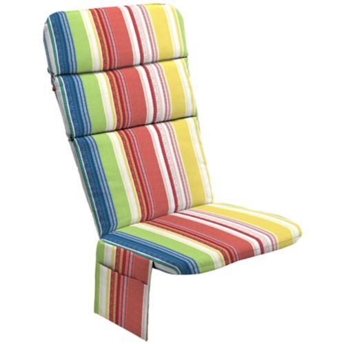 CANVAS Adley Stripe Muskoka Patio Chair Cushion Product image