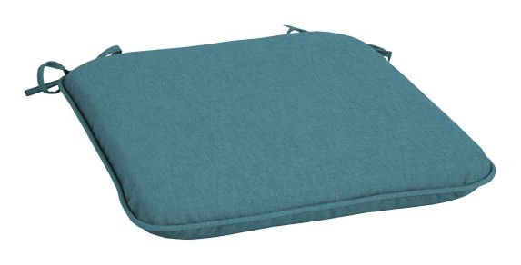 CANVAS Patio Seat Pad, Blue Product image