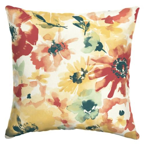 CANVAS Poppy Patio Toss Cushion Product image