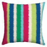 CANVAS Fiesta Stripe Toss Cushion, 16-in | CANVASnull
