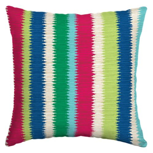 CANVAS Fiesta Stripe Toss Cushion, 16-in Product image