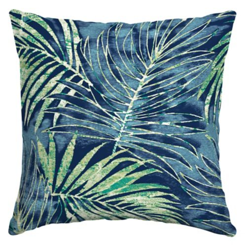 Coussin décoratif CANVAS Palm, 16po Image de l'article