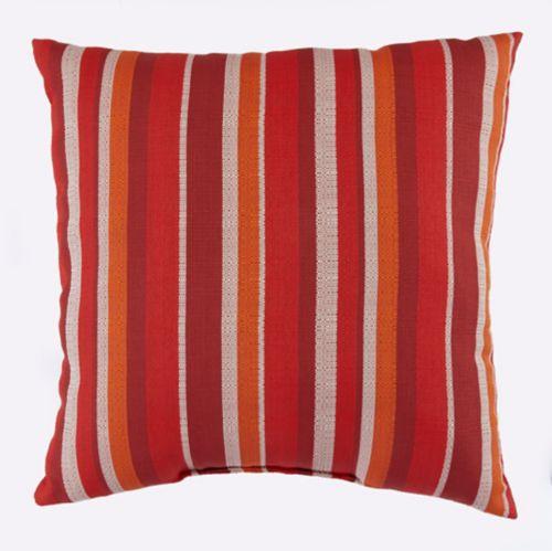 Coussin décoratif CANVAS Marisol rouge avec technologie Tri-pel, 20 po Image de l'article