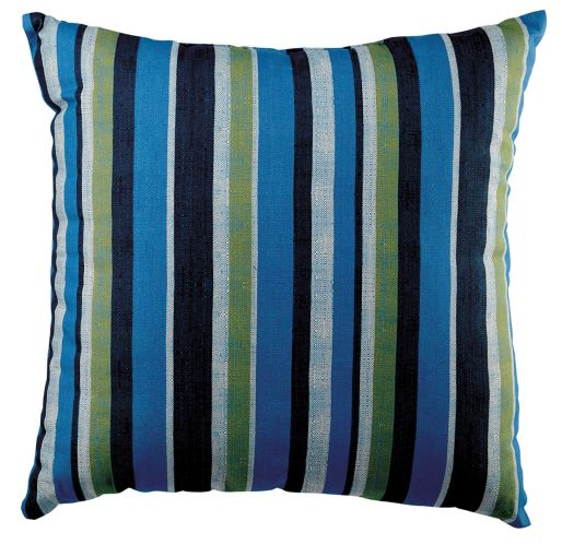 CANVAS Marisole Blue Toss Cushion with Tri-pel, 20-in Product image