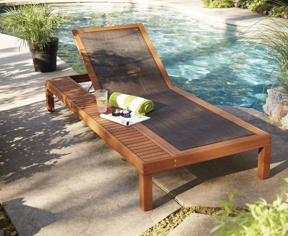 CANVAS Southampton Chaise Lounger Product image