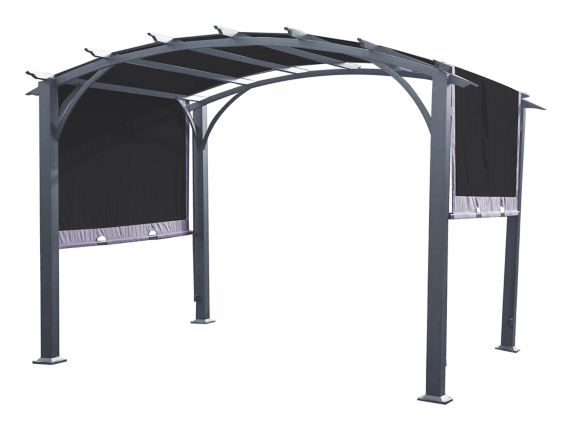 CANVAS Bellagio Pergola, 10 x 8-ft Product image
