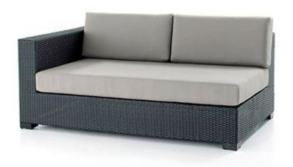 Leisure Design Palisades Armed Sectionals, Left & Right Product image